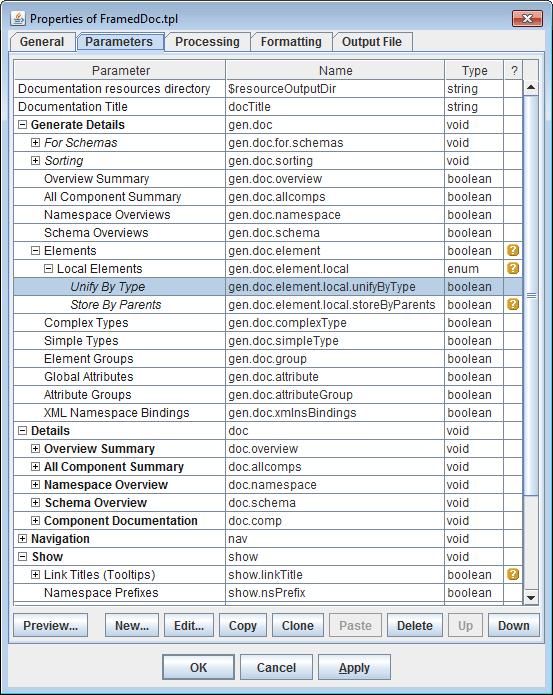 Features « DocFlex/XML
