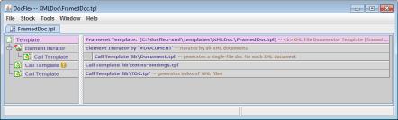xmldoc xml file documenter samples docflex xml
