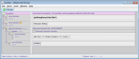 XMLDoc (XML File Documenter) « Samples « DocFlex/XML