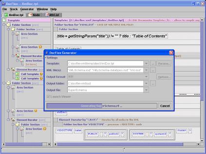 docflex xml v1 0 docs reports generator from xml files